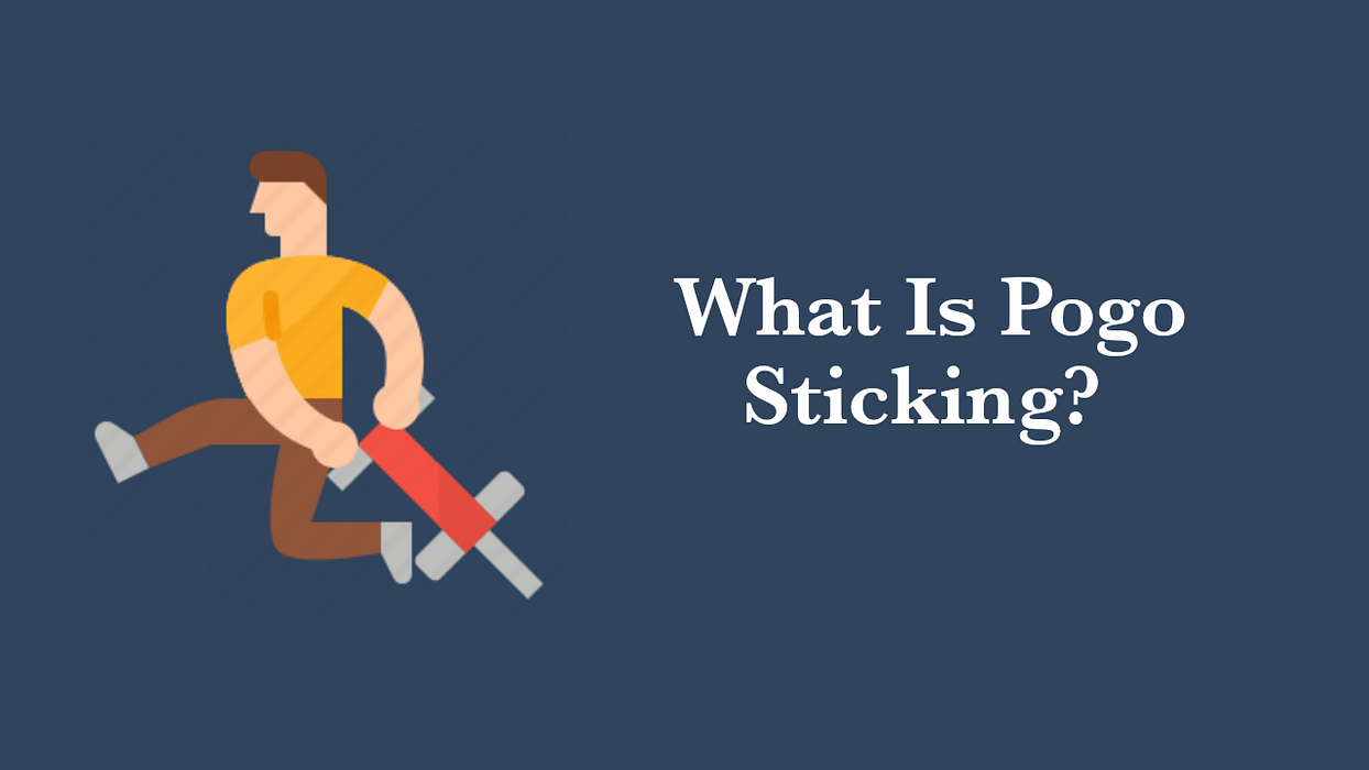 what is pogo sticking