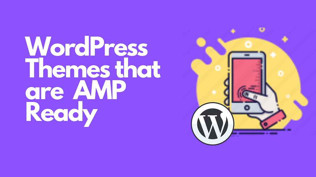 best AMP ready themes graphic image