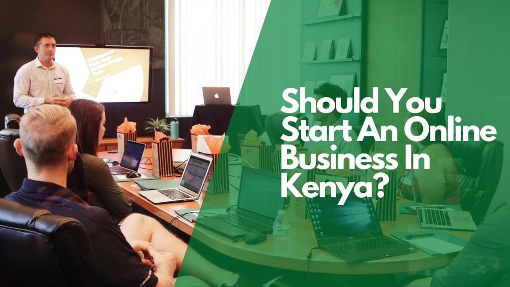 Should you start an online business