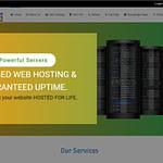 The Global Internet Fortunes Web hosting services