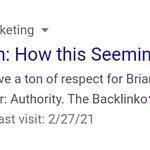 The Backstroke Methodology content ideas example